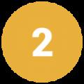 Icon Nummer Lernmodul 2