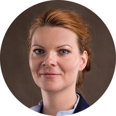 Katja, geboren 1979 <br> in Schwedt