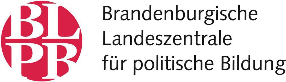 Logo Brandenburgische Landeszentrale politische Bildung